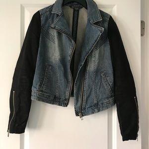 Armani Exchange rockin jean jacket! Sz.M